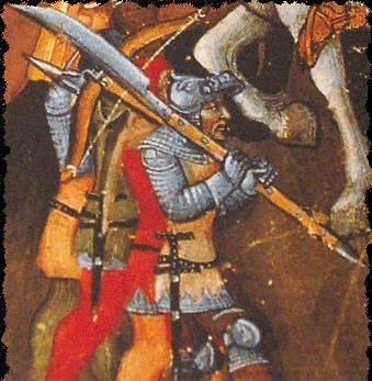 Vapen och rustning