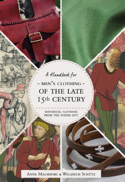 Cover of A Handbook for Men's Clothing of the Late 15th Century